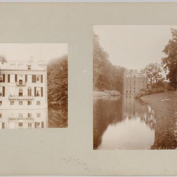 Foto's van huis Zypendaal nabij Arnhem