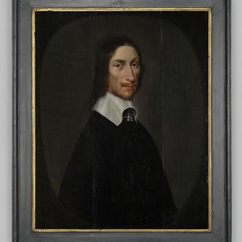 Portret van Robert van Arnhem