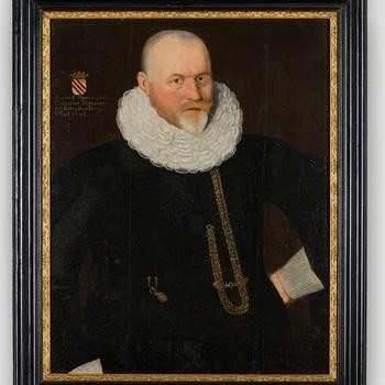 Portret van Berndt Spaen