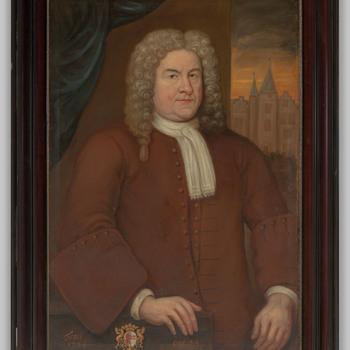 Portret van Otto van Wijhe
