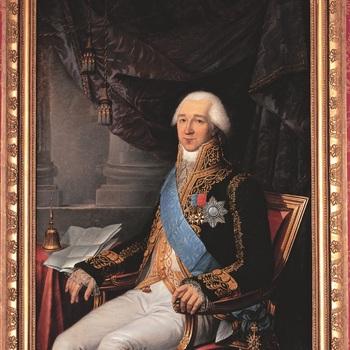 Portret van Gerard Brantsen