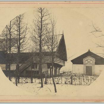 Zwitserse boerderij op landgoed Biljoen