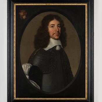 Portret van Jacob van Spaen