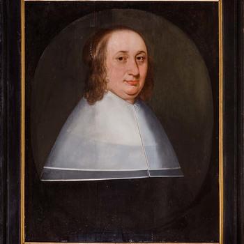Portret van Johanna van Arnhem