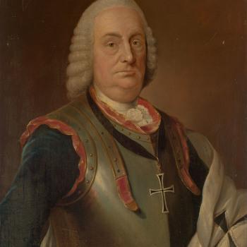 Portret van Frans Steven Carel van Randwijck