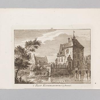 Slot Kinkelenburg bij Bemmel