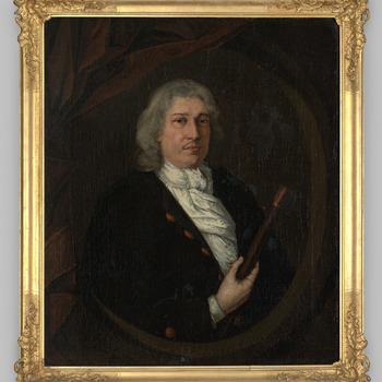 Portret van Joan van Hoorn