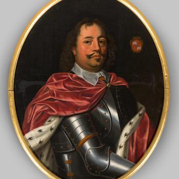 Portret van George Frederik van Renesse baron van Elderen
