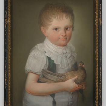 Portret van jhr. Ludowicus Wilhelmus Joannes Josephus van der Heyden