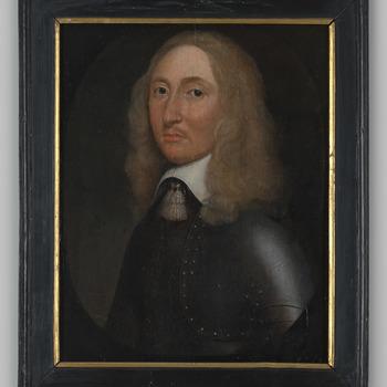 Portret van Lubbert Torck