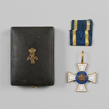 Onderscheiding van de commandeur Pruissische Kroonorde
