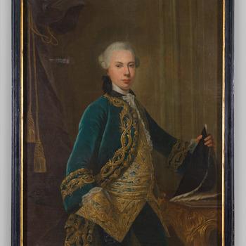 Portret van Willem Anne baron van Spaen la Lecq