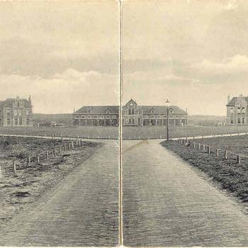 Infanterie kazerne