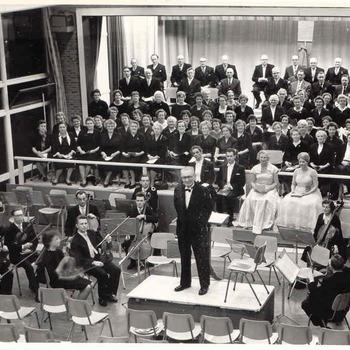 Chr. Zang- en Oratoriumvereniging Excelsior