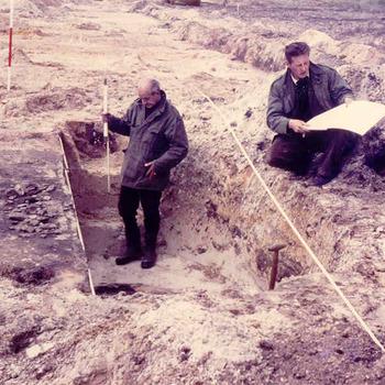 Opgravingen Wijk Veldhuizen