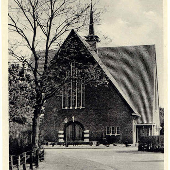 Kerken in de gemeente Ede; Ned.Herv.Kerk Verl. Maanderweg