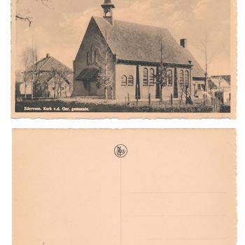 De Gereformeerde Kerk in Everdingen