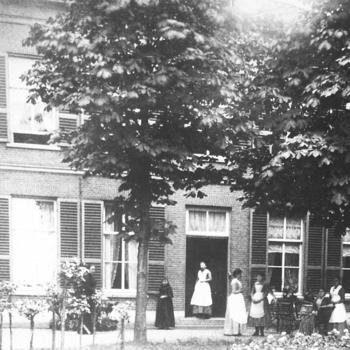 Villa Ruimzicht in 1884