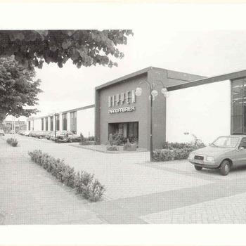 Fabrieken en bedrijven; Rippen Pianofabriek
