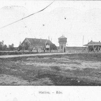 Station Ede - Wageningen