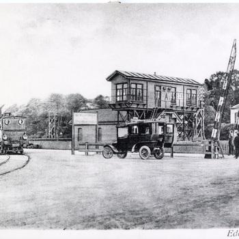 Station Ede-Wageningen (omgeving)  in 1924