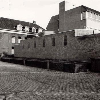 Politiebureau Ede Breelaan/hoek Stationsweg