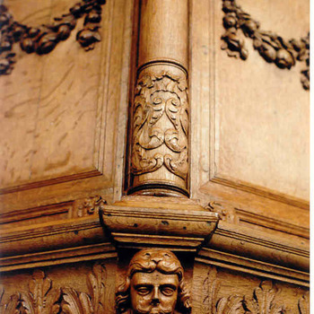 Ned.Herv.Kerk (Oude Kerk) -  interieur