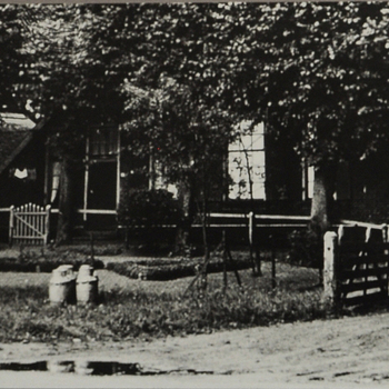 23 foto's van boerderijen in de Gemeente Ede; boerderij De Hanepol.
