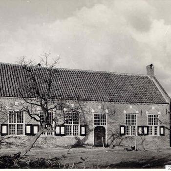 Album fotoverzameling fotograaf G.J. Gerritsen: Bennekom - Boerderij/Havezate Boekelo