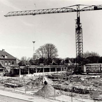 Nieuwbouw winkelcentrum Maanderpoort