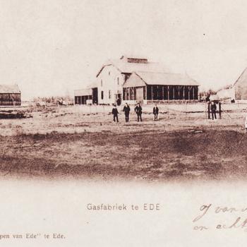 Gasfabriek te Ede
