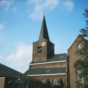 Nederlands Hervormde kerk, Oude kerk