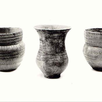 Prehistorische bekers uit Gelderland