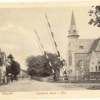 spoorlijn Ede - Lunteren - Amersfoort