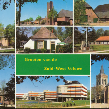 Groeten van de Xuid-West Veluwe
