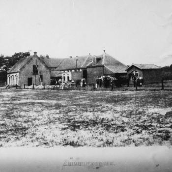 Zuivelfabriek Concordia anno 1903