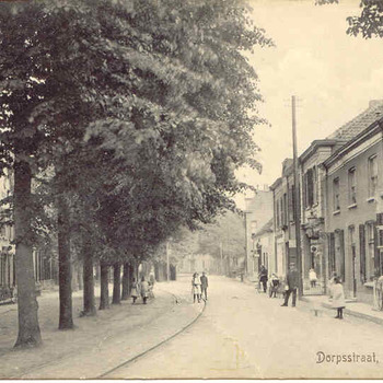 Bennekom - Dorpsstraat