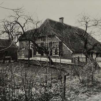 23 foto's van boerderijen in de Gemeente Ede; boerderij Groot Beetrum