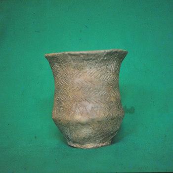prehistorische beker