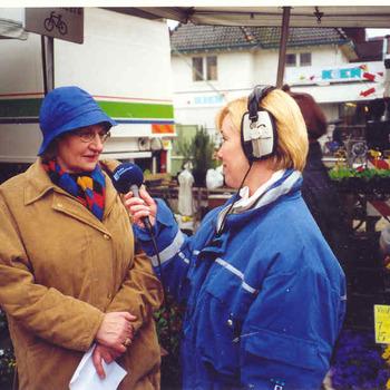 Omroep Gelderland - interview mevr. Blaauw