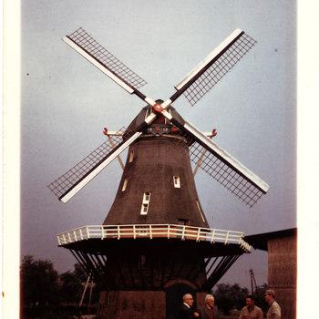 Lunteren - Walderveense molen