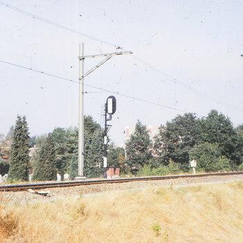 Stoomtrein - Museumdag 1991