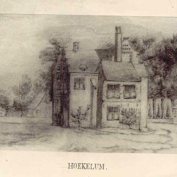 Kasteel Hoekelum.