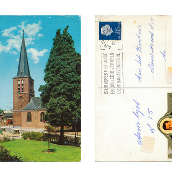De Oude Kerk in Lunteren