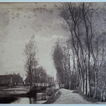 Fotoalbum Jhr A.W. van Borssele