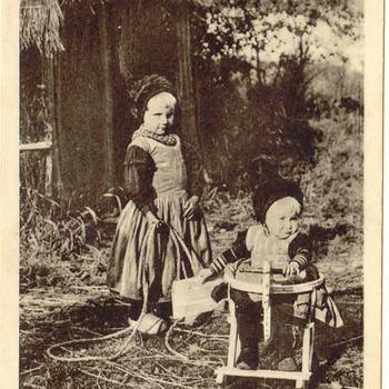 Klederdracht kinderen (Veluwe)