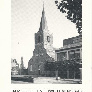 De Oude Kerk in Bennekom