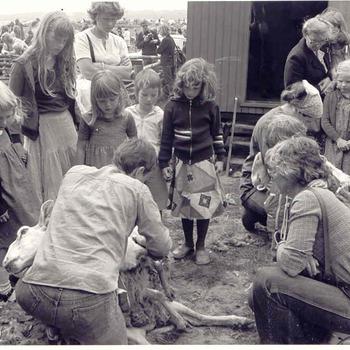Schaapscheerdersfeest 1979