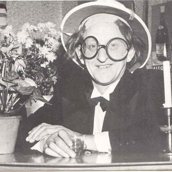 Album fotoverzameling fotograaf G.J. Gerritsen: 'Lord van Wijhe'