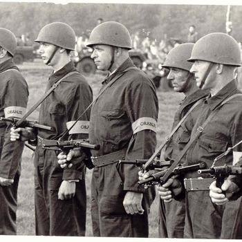 Herdenking luchtlanding 1944